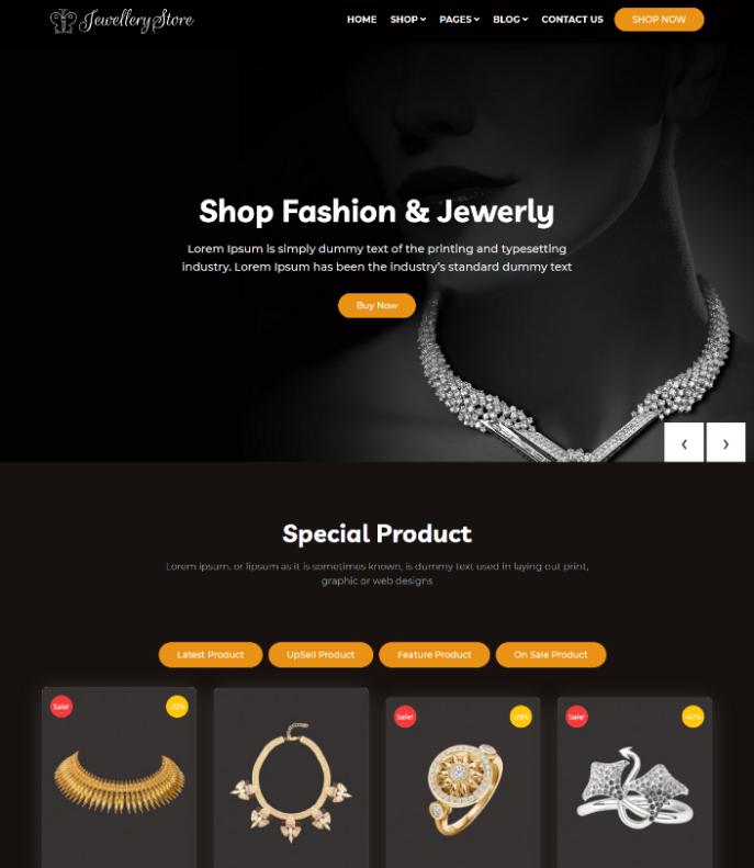 Jewellery Store, Appzend