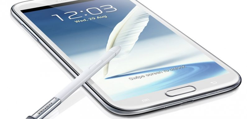 Samsung Galaxy Note 3 Mobile Mauris Gravida Phone