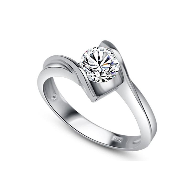 silver wedding rings - Silver Wedding Rings
